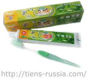 Зубная паста Тяньши
