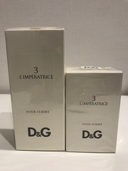 D&G ANTHOLOGY L'IMPERATRICE 3 100ml