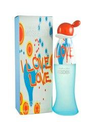 MOSCHINO CHEAP&CHIC I LOVE LOVE EDT 50 ml